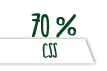70% CSS